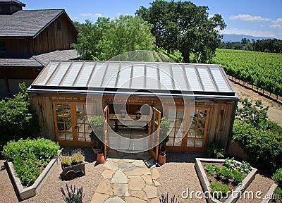 California Vineyard and Winery