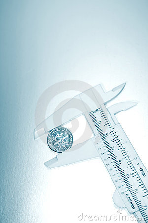 Free Calipers Stock Photography - 2476022