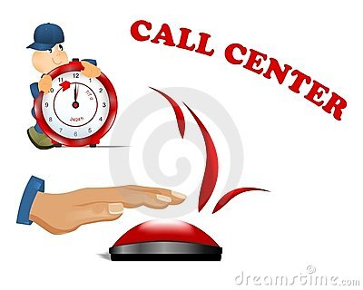 Call center, cdr vector