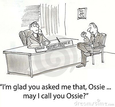 Call Ossie