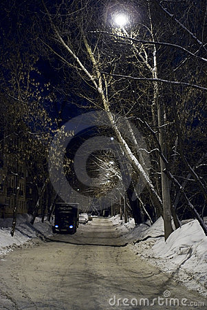 Calle de la noche