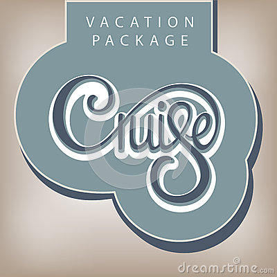 Vacation package Cruise