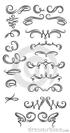 Calligraphic Strokes