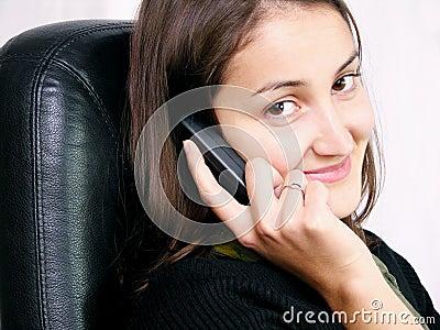 Calling someone 2