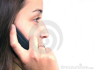 Calling someone 4