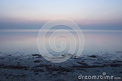 Calm Atlantic Ocean Sunrise