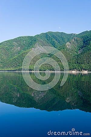 Calm Baikal