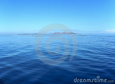 Calm Fiji Seas