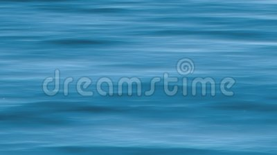 Calm Water 1 // 1080p Abstract Sea Waves Video Background Loop Stock