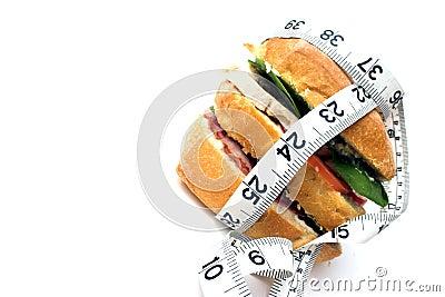 Calorie counter...