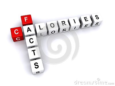 Calories facts
