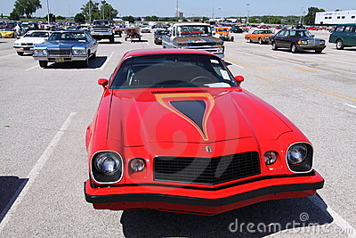Camaro Z-28 1977 Editorial Stock Image