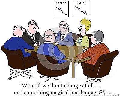 Cambi la gestione