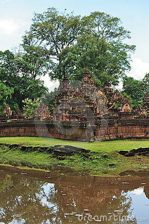 Cambodia - Angkor - Banteay Srei