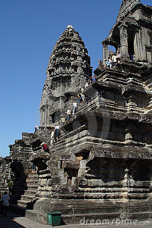 Free Cambodia - Angor Wat Royalty Free Stock Photo - 589955