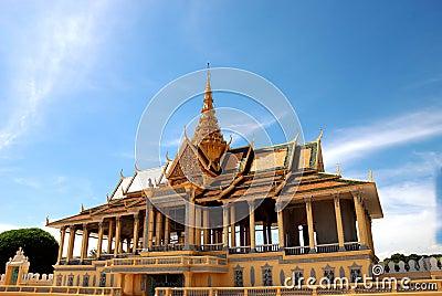 Cambodia Grand Palace