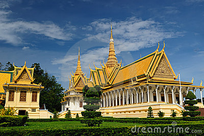 Cambodia - Royal Palace