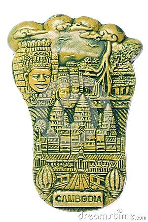 Cambodian Art Isolated