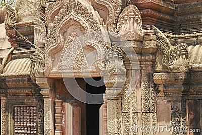 Cambodian Castle