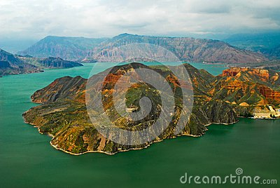 Cambra Qinghai scenery