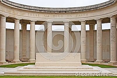 The Cambrai Memorial