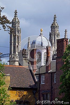 Cambridge - dreaming spires