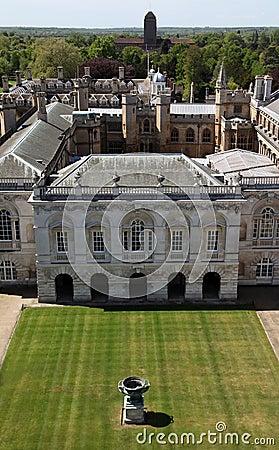 Cambridge - England
