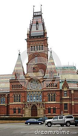 Cambridge Memorial Hall