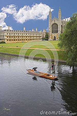Free Cambridge University Royalty Free Stock Photos - 1637968