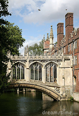 Cambridge University, Bridge of Sighs