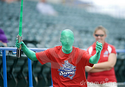 Camden Riversharks Editorial Stock Photo