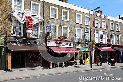 Camden Town Editorial Image
