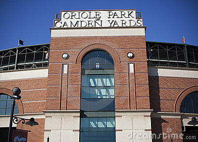 Camden Yards Editorial Photography