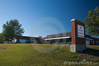 Cameco Exploration Office Editorial Stock Photo