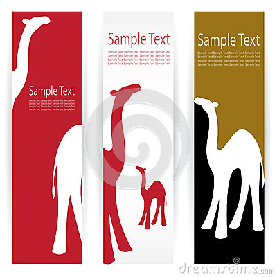 Camel banners