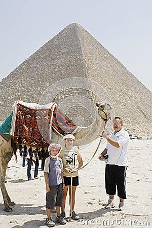 Free Camel Ride Royalty Free Stock Image - 14443296