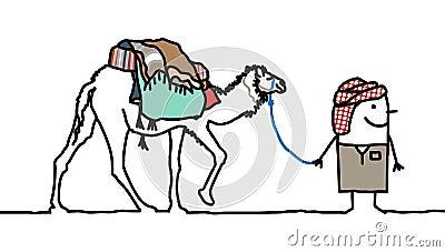 Camel & Tuareg