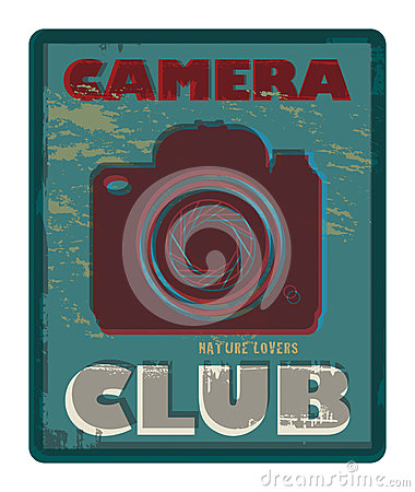 Camera Club abstract