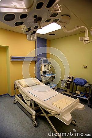 Camera Da Letto Del Letto Di Ospedale Fotografie Stock - Immagine ...