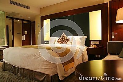 Camera da letto dell hotel