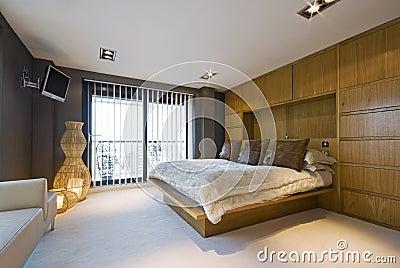 Camera da letto di lusso stunning immagini stock - Camera da letto di lusso ...