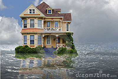Camera dell inondazione
