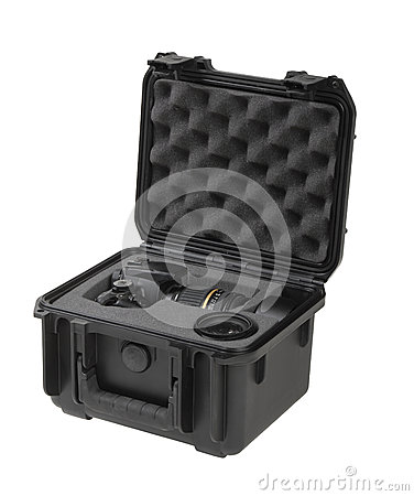 Camera equipment travel case