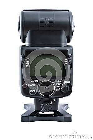 Camera flash speedlight