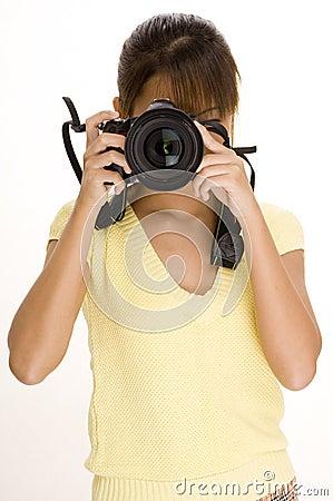 Camera Girl 1