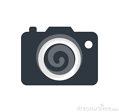 Free Camera Icon Stock Photo - 83343160