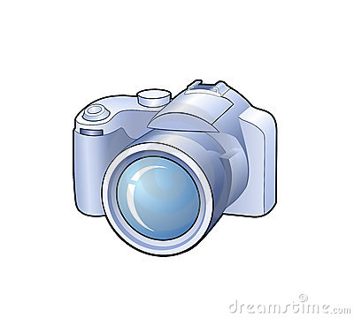 Free Camera Icon Royalty Free Stock Image - 868106