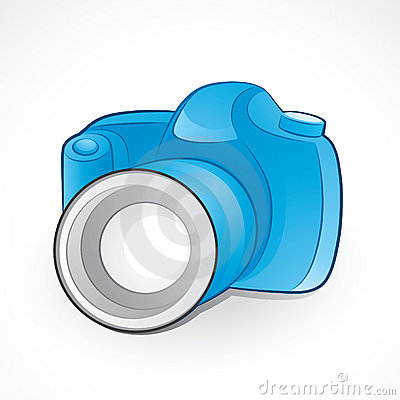 Camera and lens