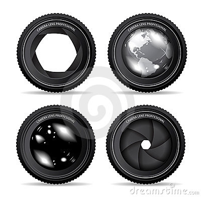 Free Camera Lens Stock Image - 19331071