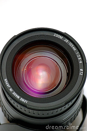Free Camera Lens Stock Photography - 216472